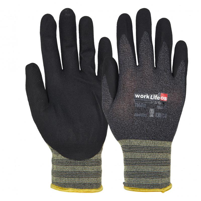 X-LITE OS Otto Schachner PU Handschuhe