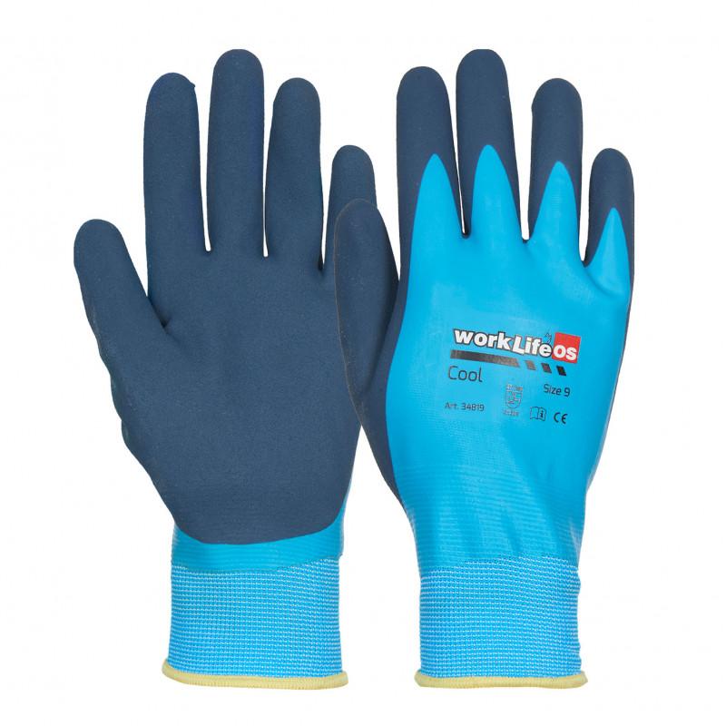 COOL OS Otto Schachner Latexbeschichtete Handschuhe
