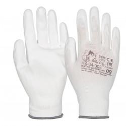 BUNTING LIGHT WEISS CERVA PU Handschuhe