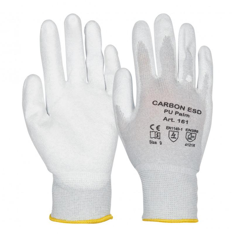 CARBON ESD OS Otto Schachner PU Handschuhe