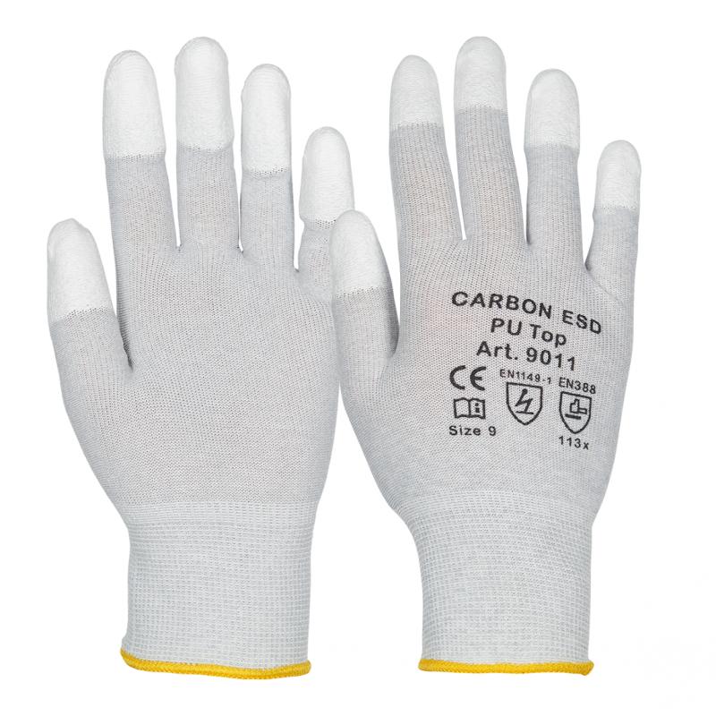 CARBON ESD PU TOP OS Otto Schachner PU Handschuhe
